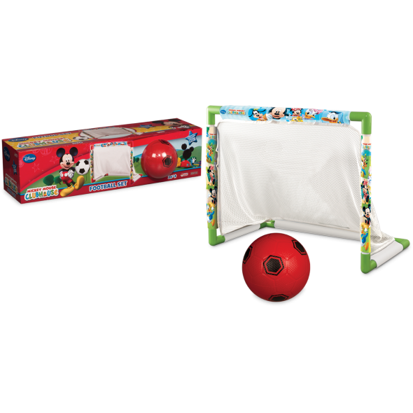 Mickey Mouse Futbol Set