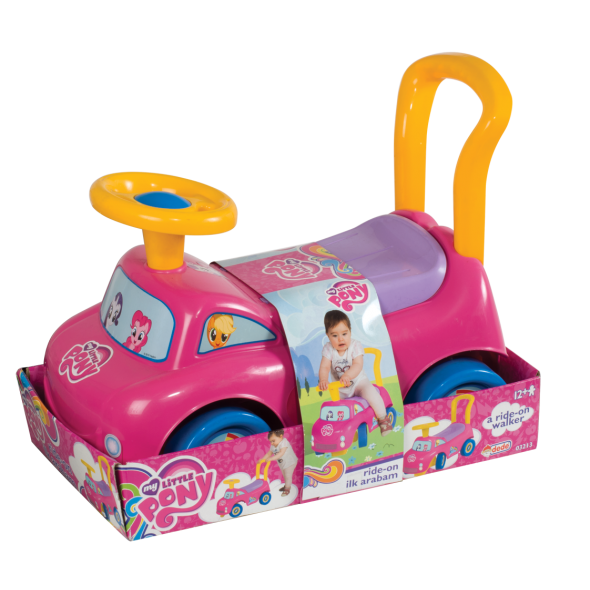 My Little Pony İlk Arabam