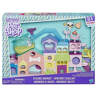 Littlest Pet Shop Miniş Apartmanı