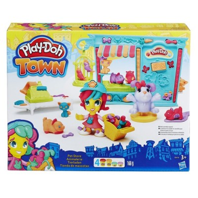 Play-Doh Town Pet Shop